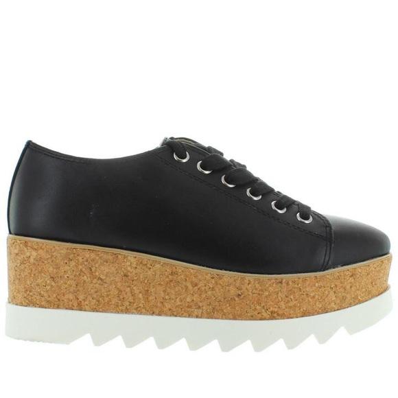 d1d5efdf3a1 Steve Madden Korrie Leather High Platform Sneaker